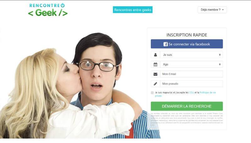 Rencontre-geek.fr