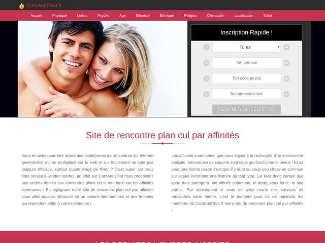 camandchat.fr : Présentation & Avis