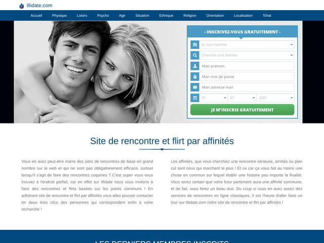 illidate.com : Avis & Explications