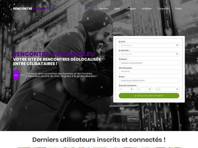 Rencontre-proximite.eu : Site de rencontre de proximité